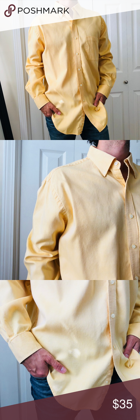 Austin Reed Regent Street Oxford Button Down L Casual Long Sleeve Shirts Clothes Design Casual Shirts
