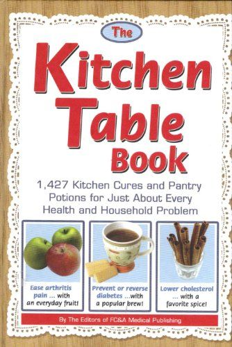 The Kitchen Table Book by The Editors of FC&A Medical Publishing http://www.amazon.com/dp/1932470859/ref=cm_sw_r_pi_dp_xnORub12W6M6K
