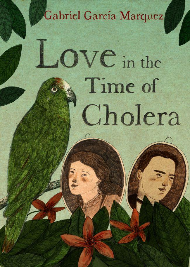 Love in the Time of Cholera   Gabriel garcia marquez, Illustration ...