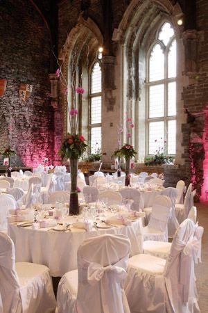 Caerphilly Castle Unique Wedding Venues Wedding Venues