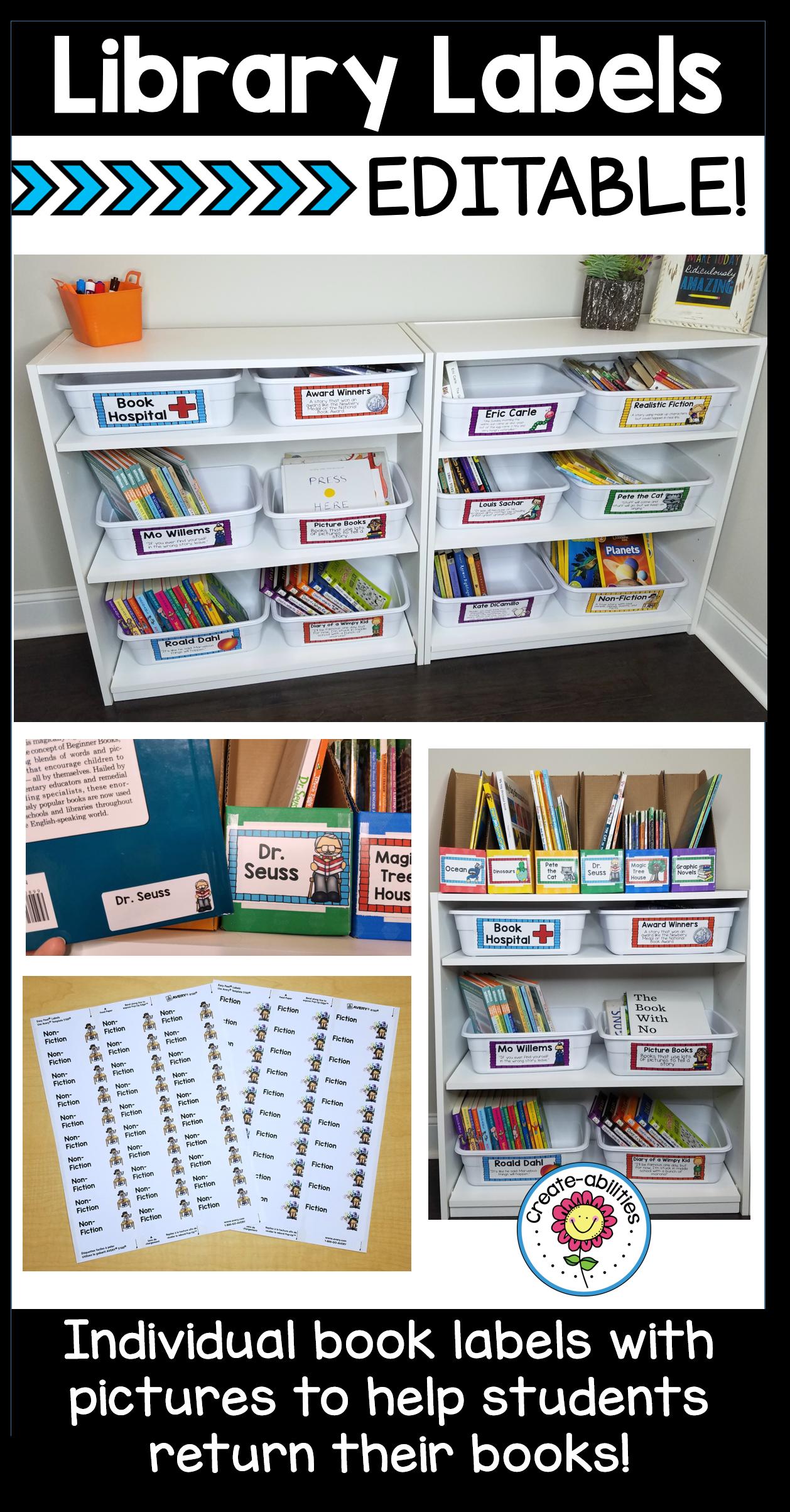 Pin By Teachers Pay Teachers On Classroom Library