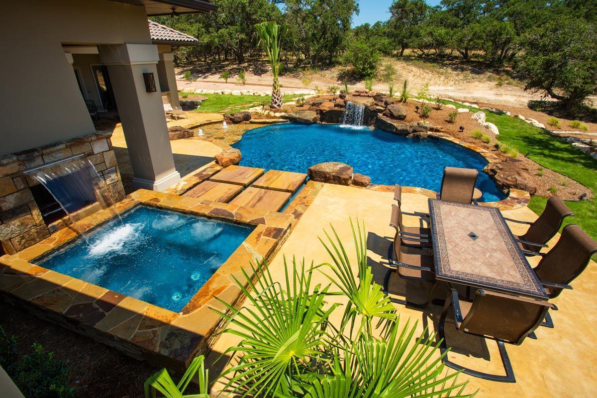 Floyd Jones Artesian Pools Pool Outdoor Living Artesian