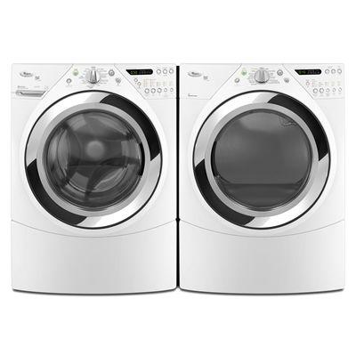 Whirlpool Wfw9750ww Wed9750ww Duet Whirlpool Duet Steam Washer