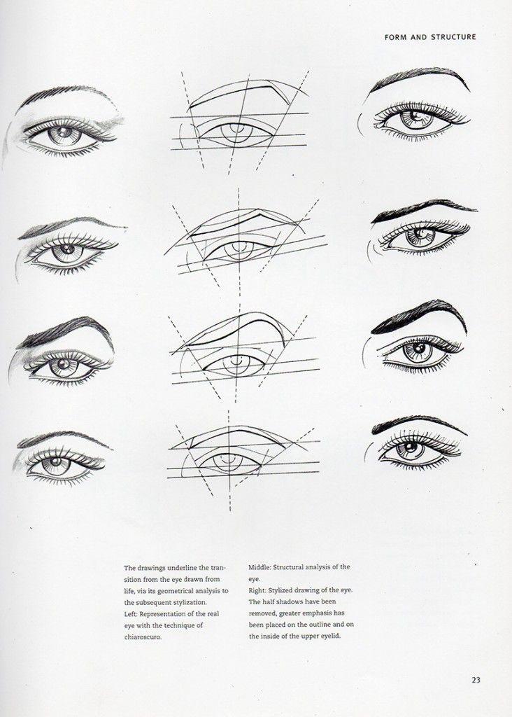 exercício de desenho drawing exercises drawing curse online free drawing curse curso de desenho online how to draw eyes hot to draw como des...