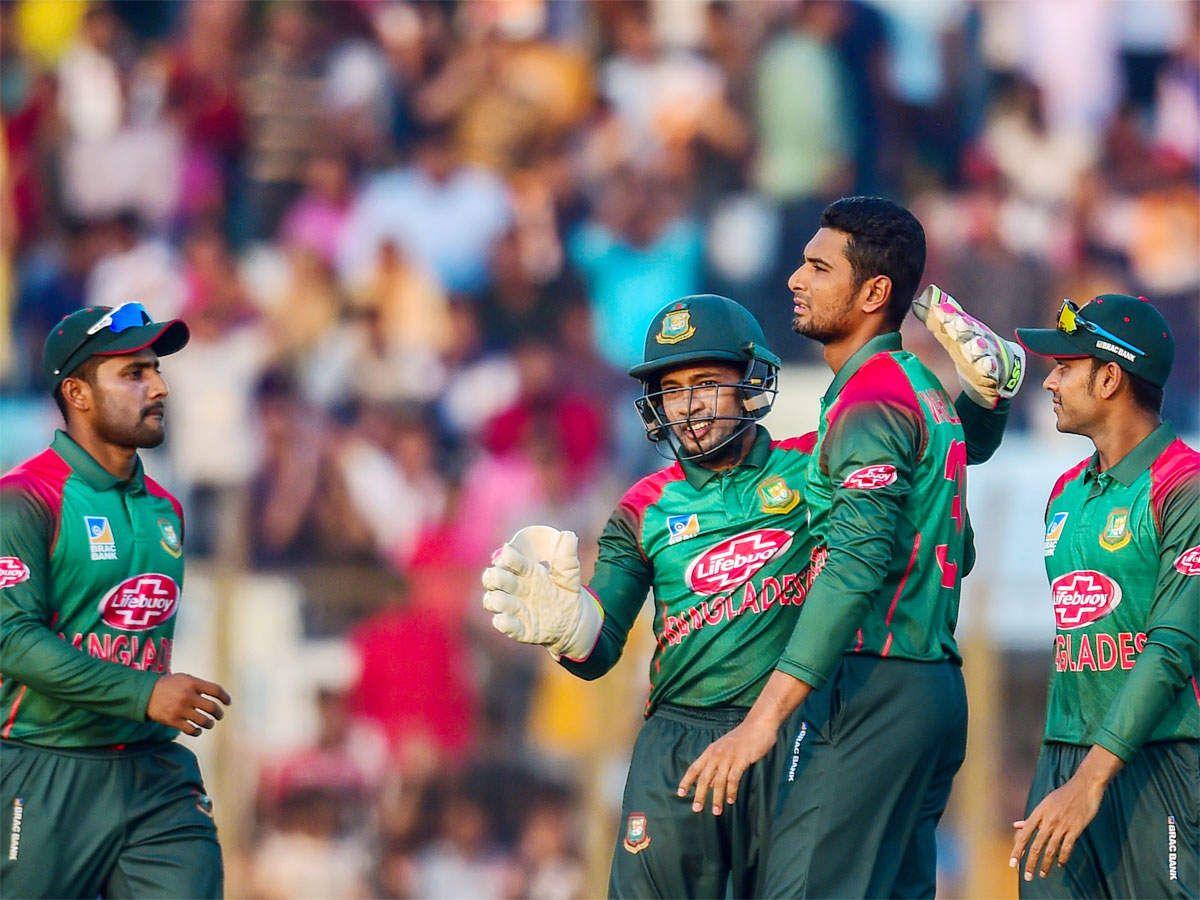 Live Cricket Score, Bangladesh vs Zimbabwe 3rd ODI