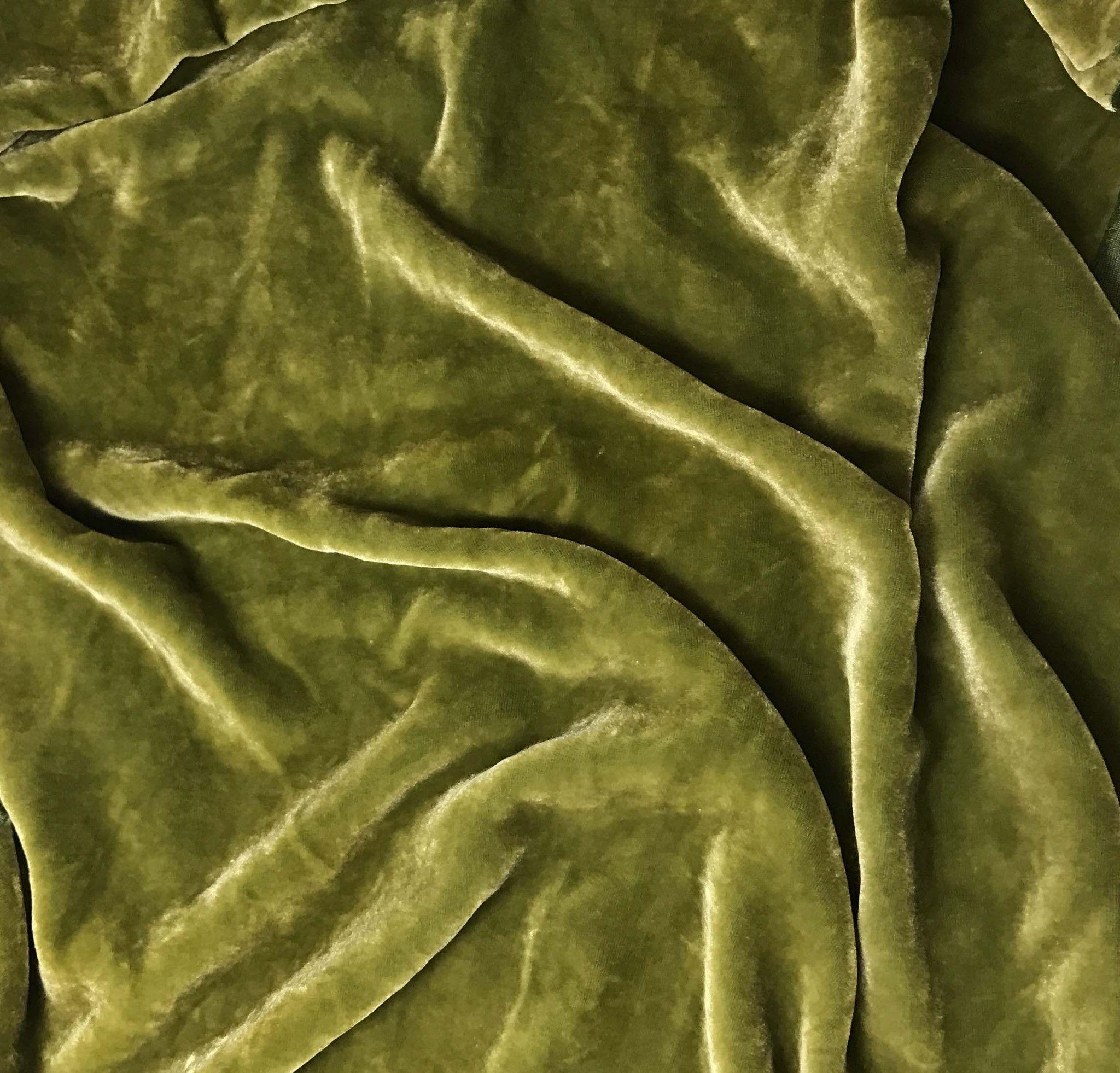 "Silk//Cotton SATIN Fabric 18/""x22/"" remnant Hand Dyed BLOOD ORANGE"