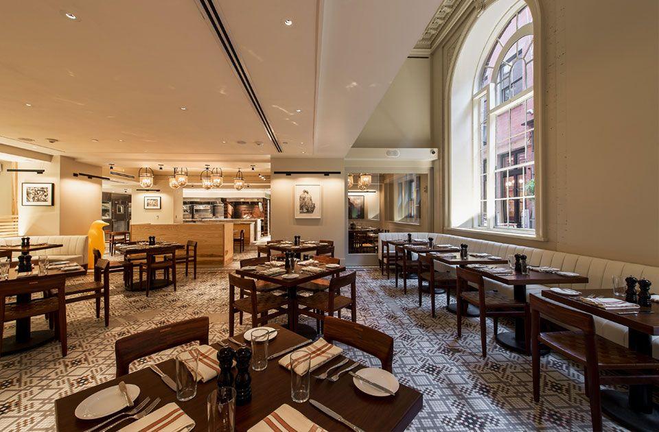 Metropole S Dining Room In Cincinnati Ohio Restaurant Design