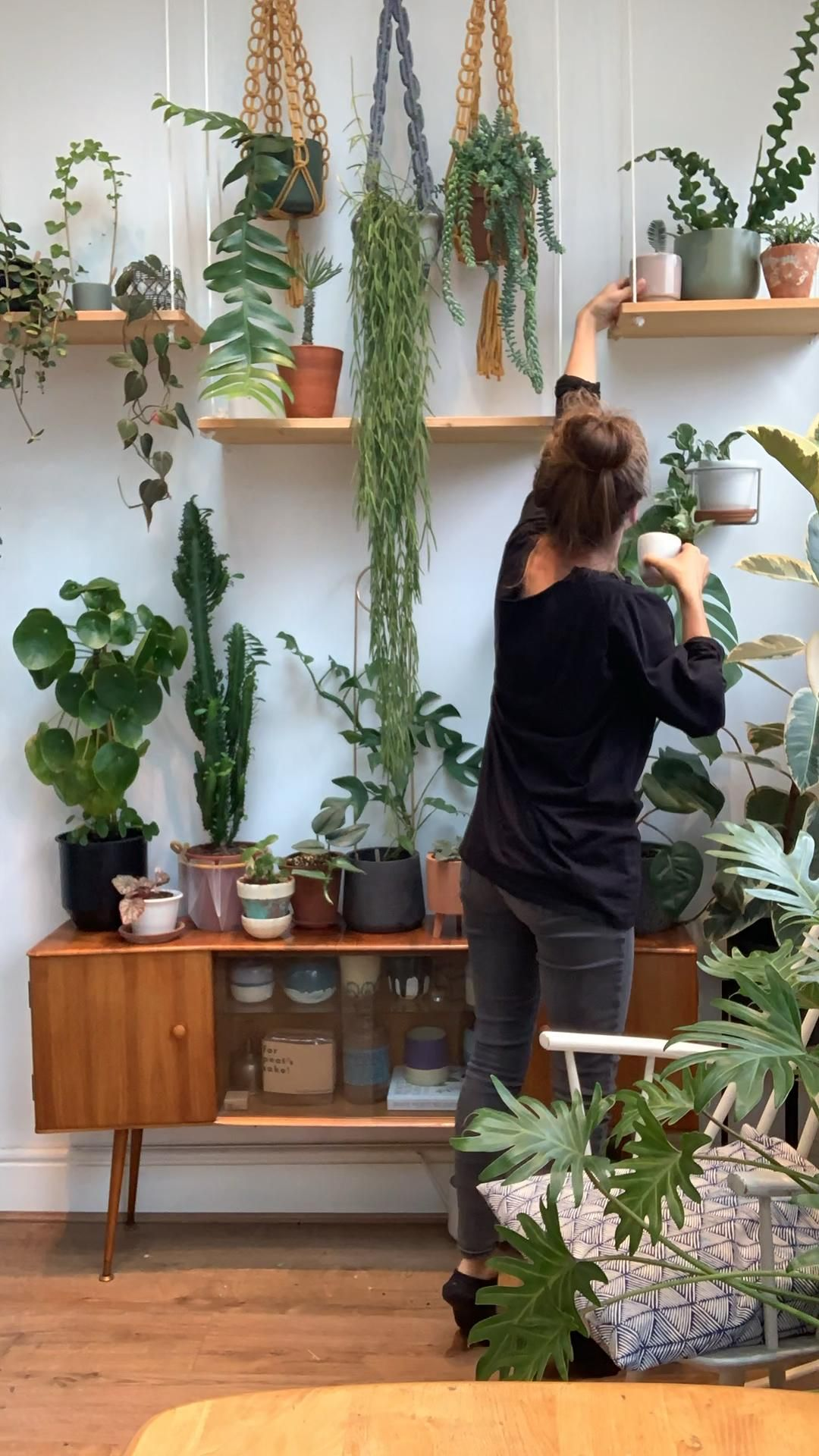 Plant styling