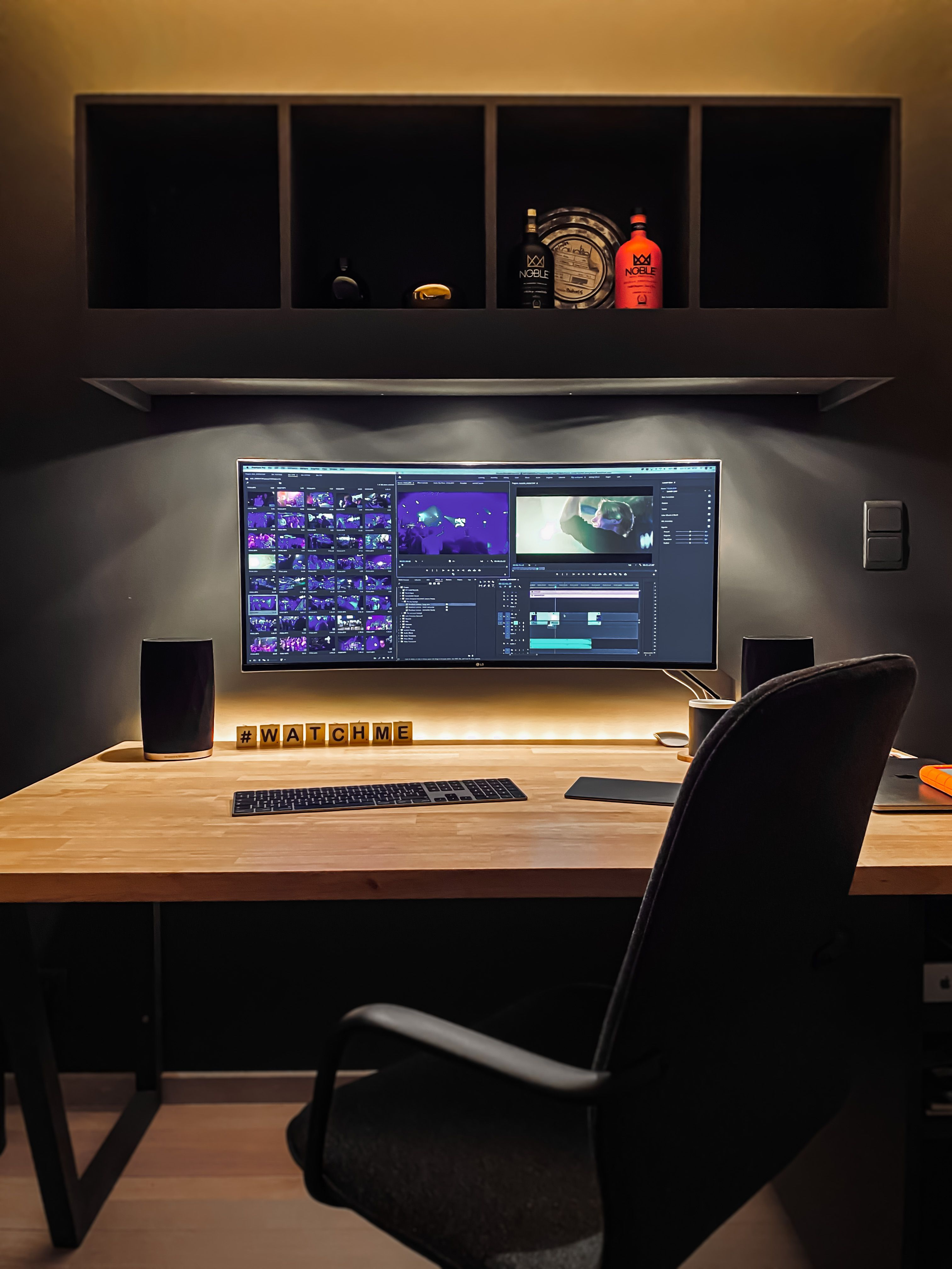 Pin De Matt En Home Office Setup En 2020 Diseno De Espacio De Trabajo Escritorio De Estudio Diseno De Espacios