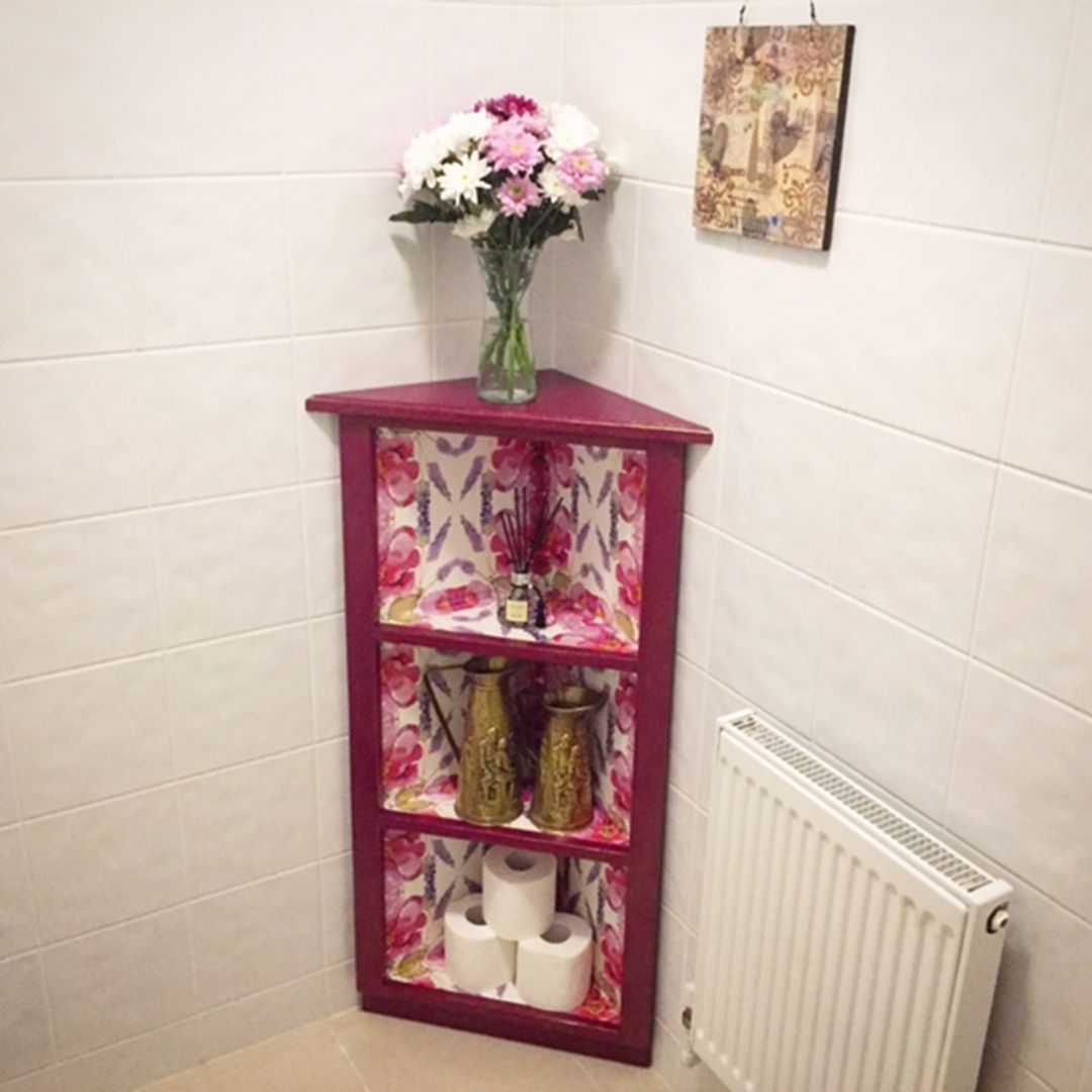 30 best and easy diy wooden pallet corner shelf designs