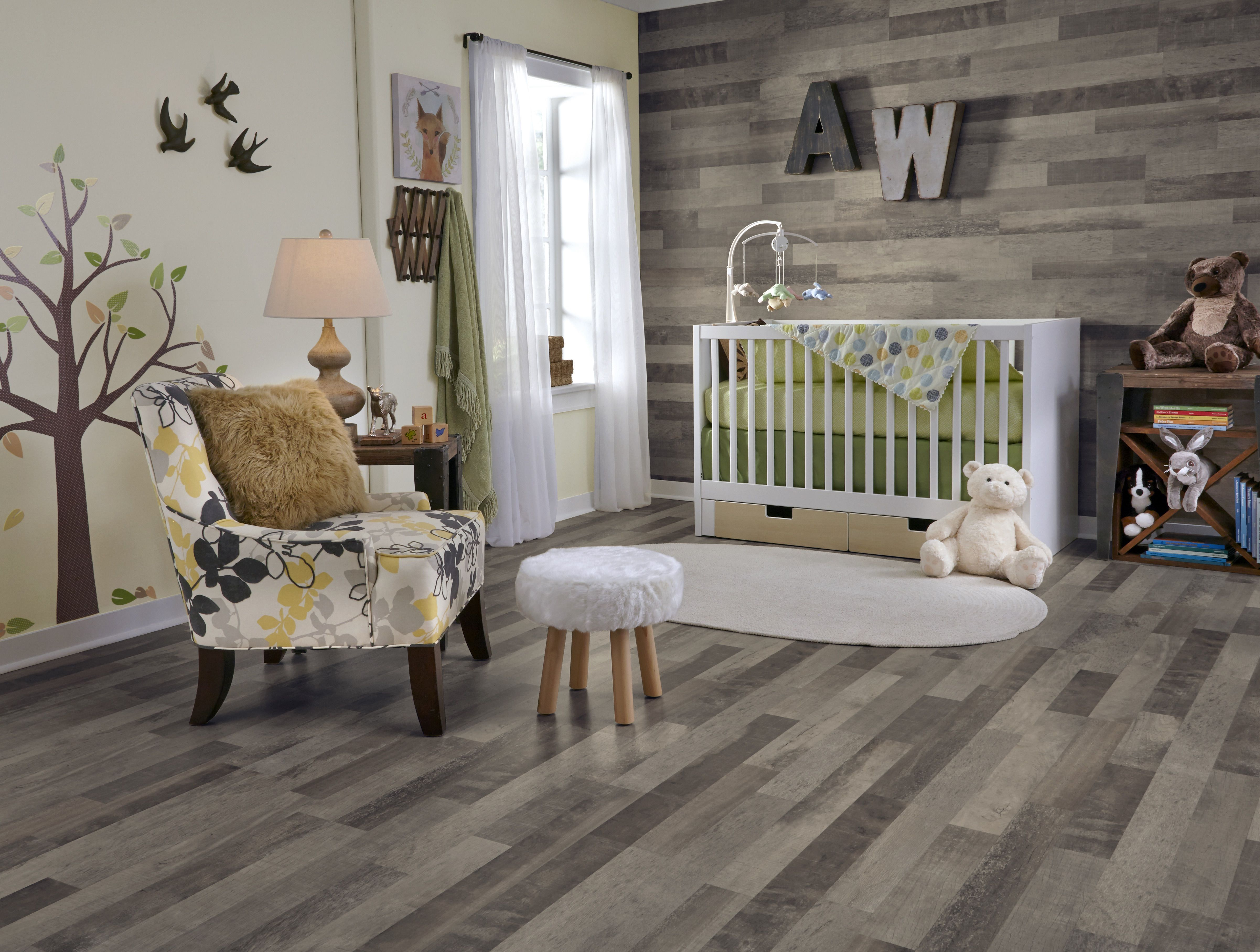 Laminate Flooring Is An Ideal Choice For Nurseries And Playrooms Since It S Waterproof Spillproof