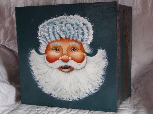 Russian Santa by Linda Marino, via Flickr