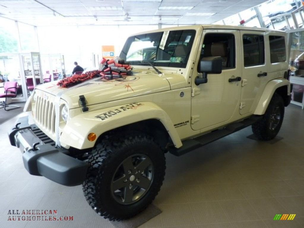 Tan Jeep Wrangler Unlimited For Sale 2011 Jeep Wrangler