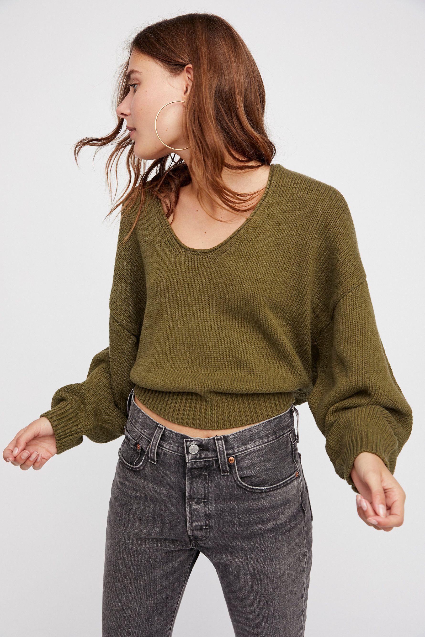 Perfect Day Pullover | Essential pullover featuring an ultra relaxed and comfy fit.