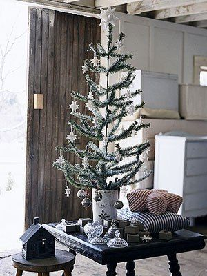 Great Ideas for small Christmas trees