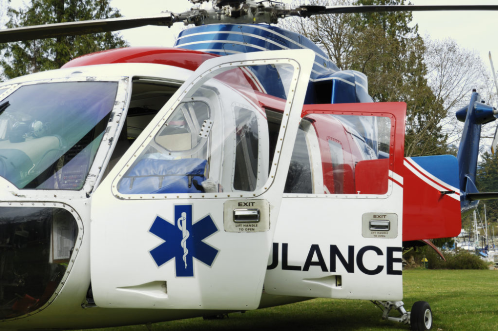 Helicopter Operator PHI Bankruptcy Highlights Surprise
