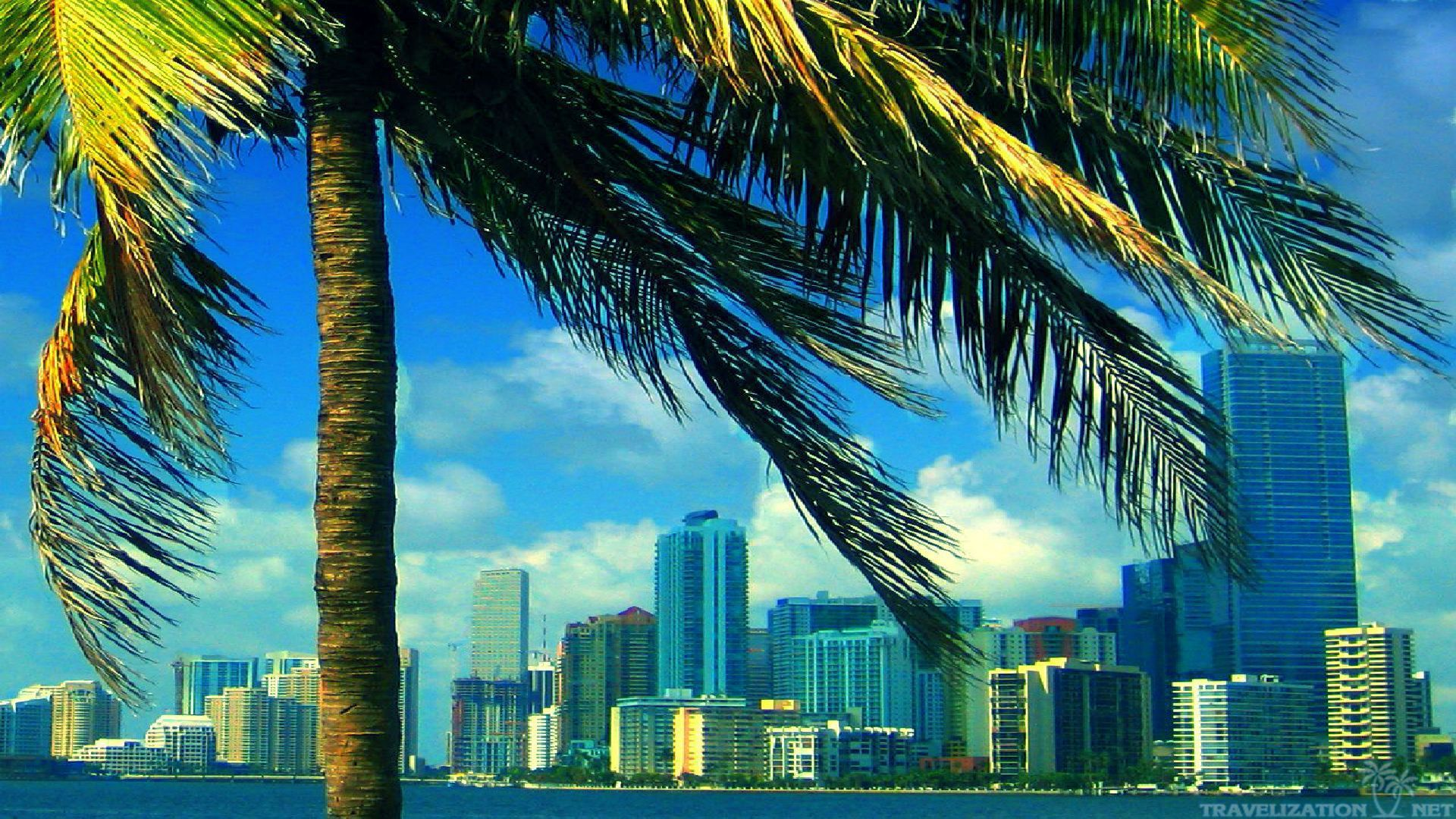 Awesome Downtown Miami Wallpapers In Full Hd Miami