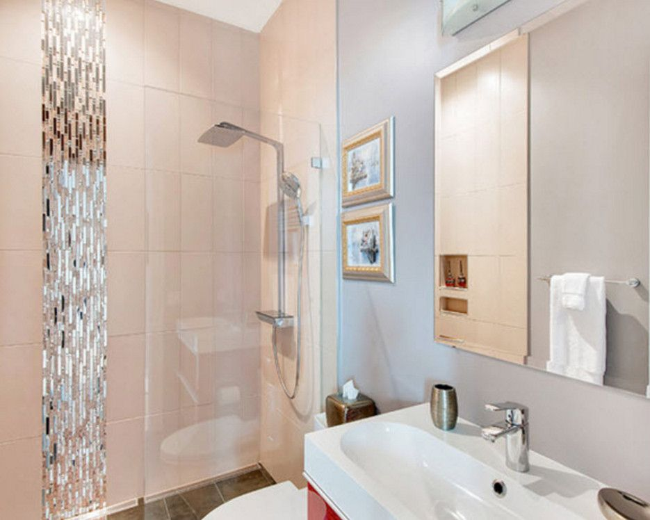 shower tile trim ideas   Bathroom Design   Pinterest   Tile trim ...