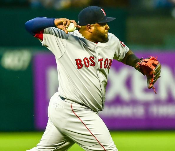 Pablo Sandoval Looks Seriously Out of Shape. So Why Isn't He Concerned About His Weight?