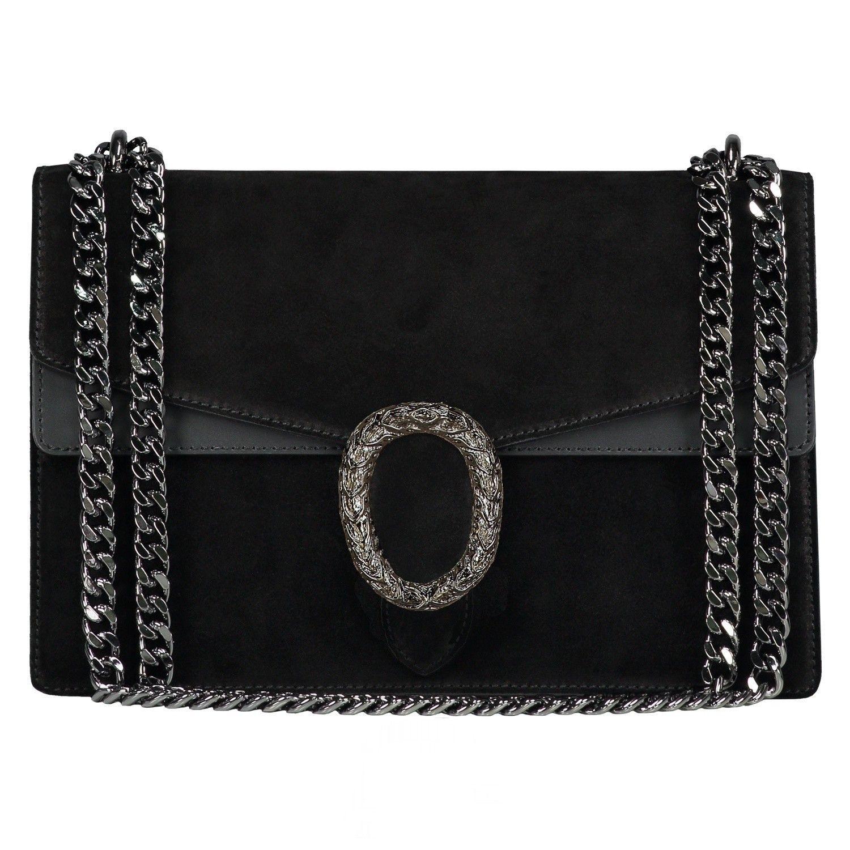 GIGI BAG SUEDE BLACK - Bags - Fashion Drug  3a1e43f714be2