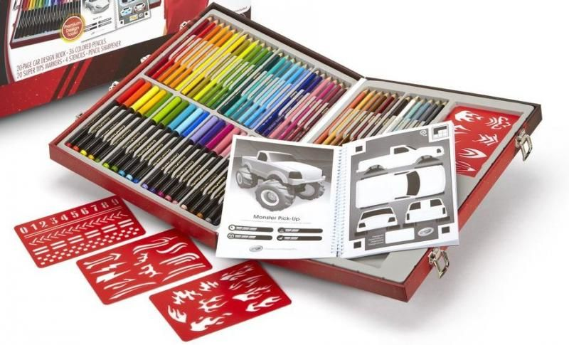 cool arts and crafts gifts for kids who have outgrown the fat crayons - Presents For Kids