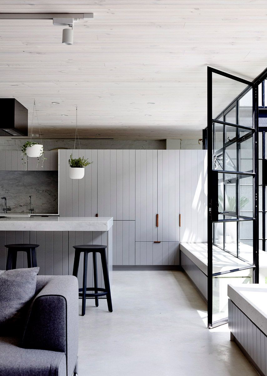 A Converted Chocolate Factory in Fitzroy, Melbourne | A Shed of my ...