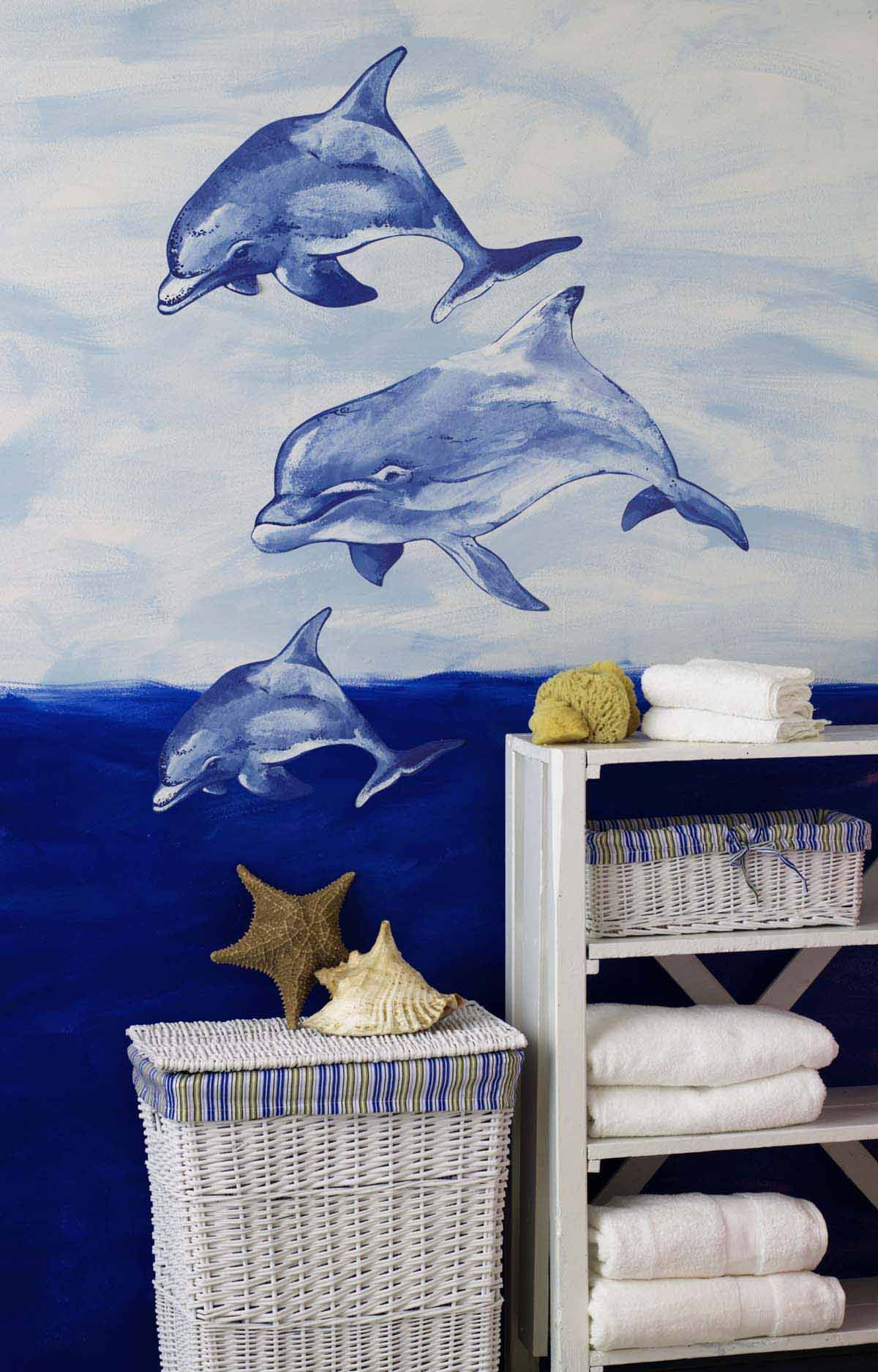 Dolphin Decorations For Ur Bathroom