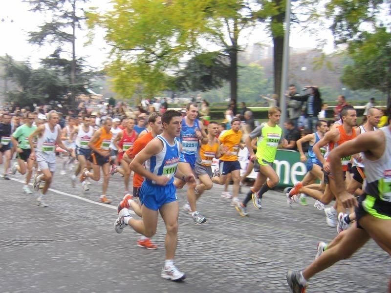 Epingle Sur Marathon