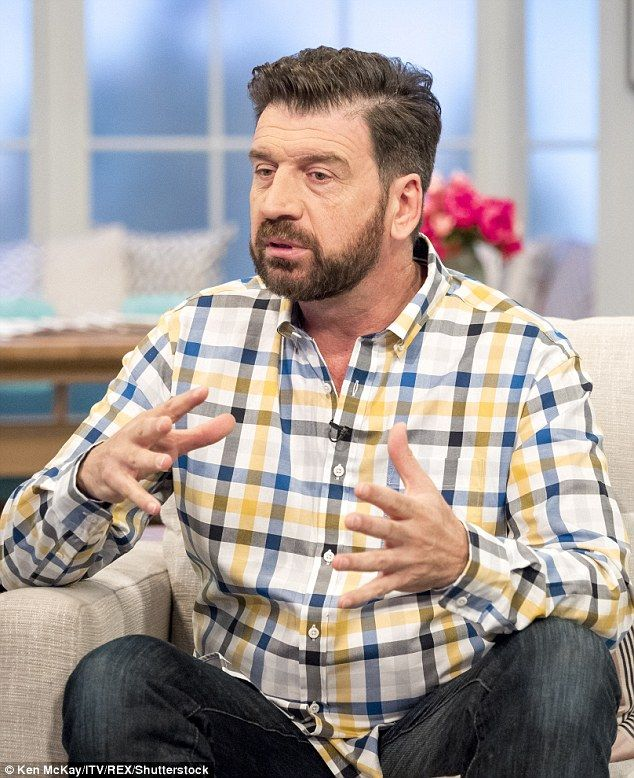 Nick Knowles's wife says pair are back together taking