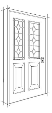 Front Door Drawing On Drawing Design For Single Wooden Front Door Single Wooden Doors
