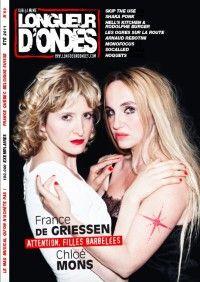Longueur d'ondes #60 : France de Griessen - Chloé Mons