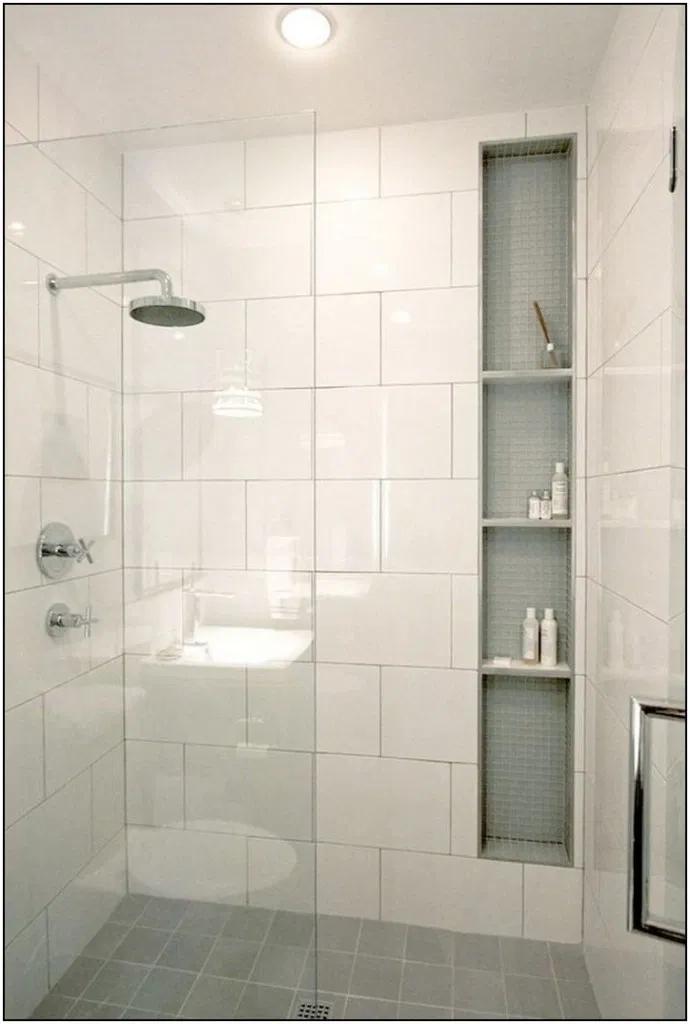 175 Master Bathroom Walk In Shower Ideas Page 39 Homydepot Com In 2020 Diy Bathroom Remodel Bathroom Renovation Diy Bathrooms Remodel