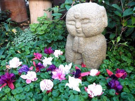 JIZO | Jizo In The Garden