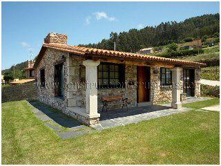 Construcciones Rústicas Gallegas   Casas Rústicas De Piedra   Diseños    Pantín III