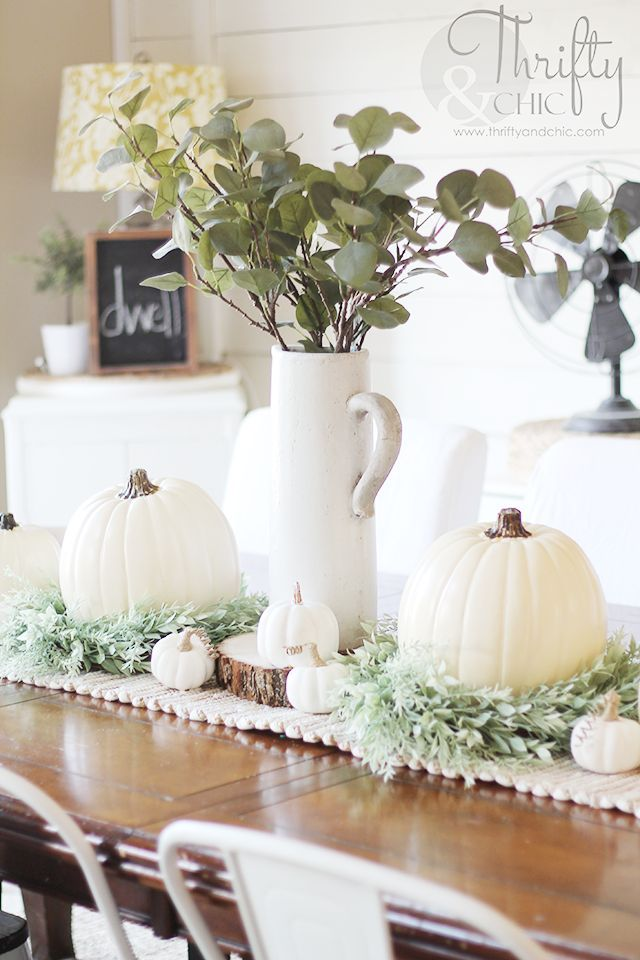 Fall Farmhouse Home Tour Part 2 #falldecor