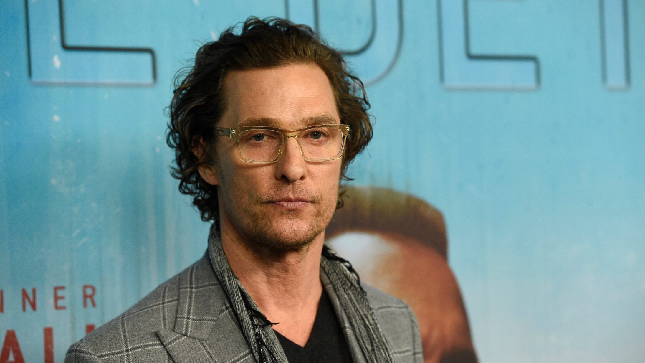 Matthew McConaughey to film professor at University