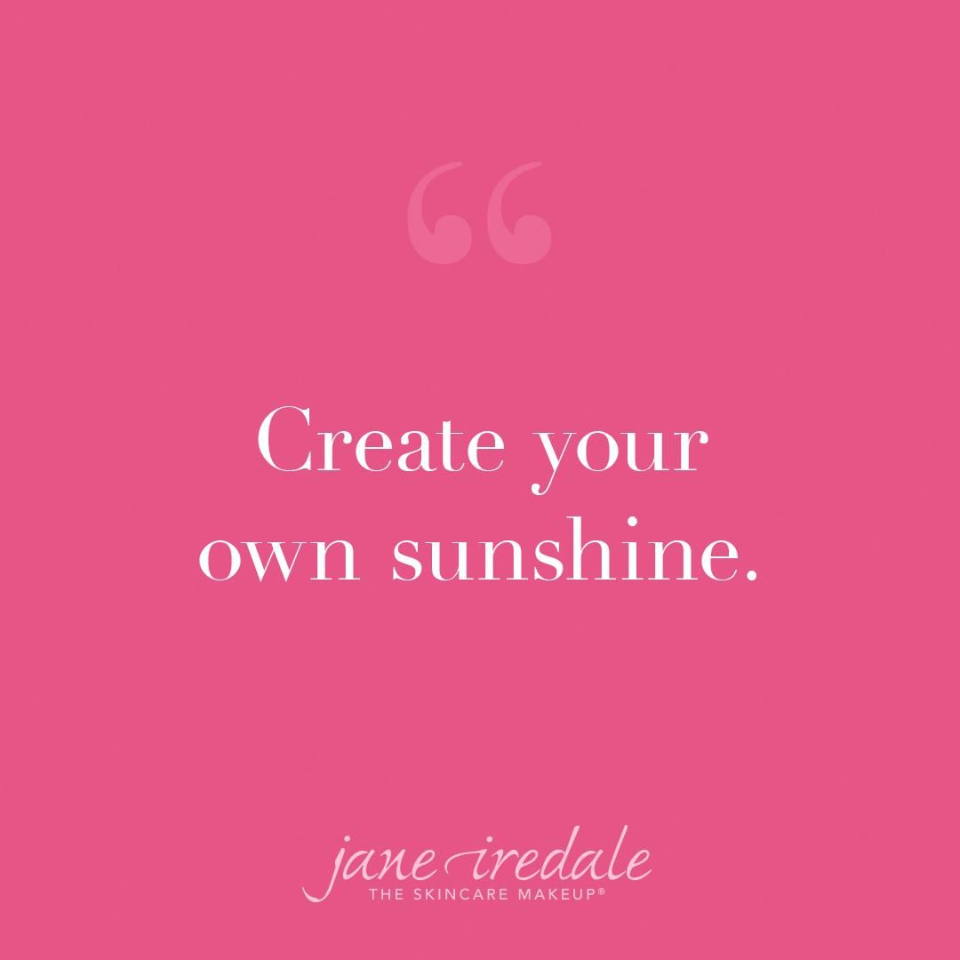 """Weekly summer beauty inspiration """"Create your own"""