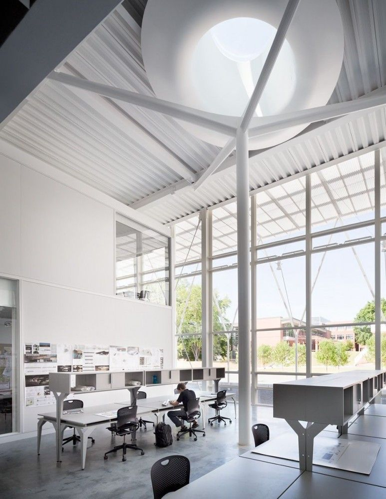 Gallery of Clemson University College of Architecture   Thomas - fresh blueprint design wrexham