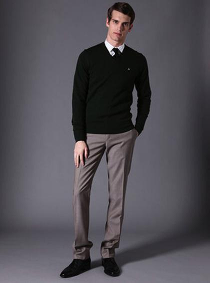 872345c04f Grey slacks