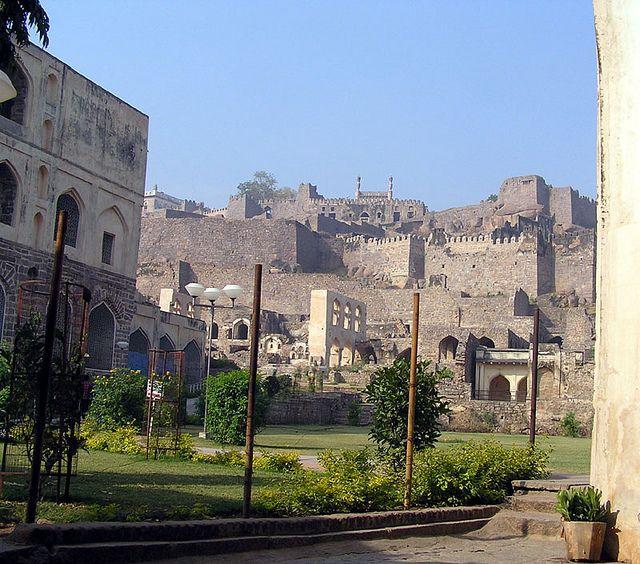 Visiting Golkonda Fort - http://www.365.travel/visiting-golkonda-fort/ #travel #GolkondaFort, #Hyderabad