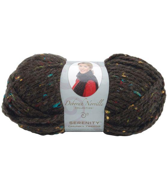 Deborah Norville Serenity Chunky Tweeds Yarn