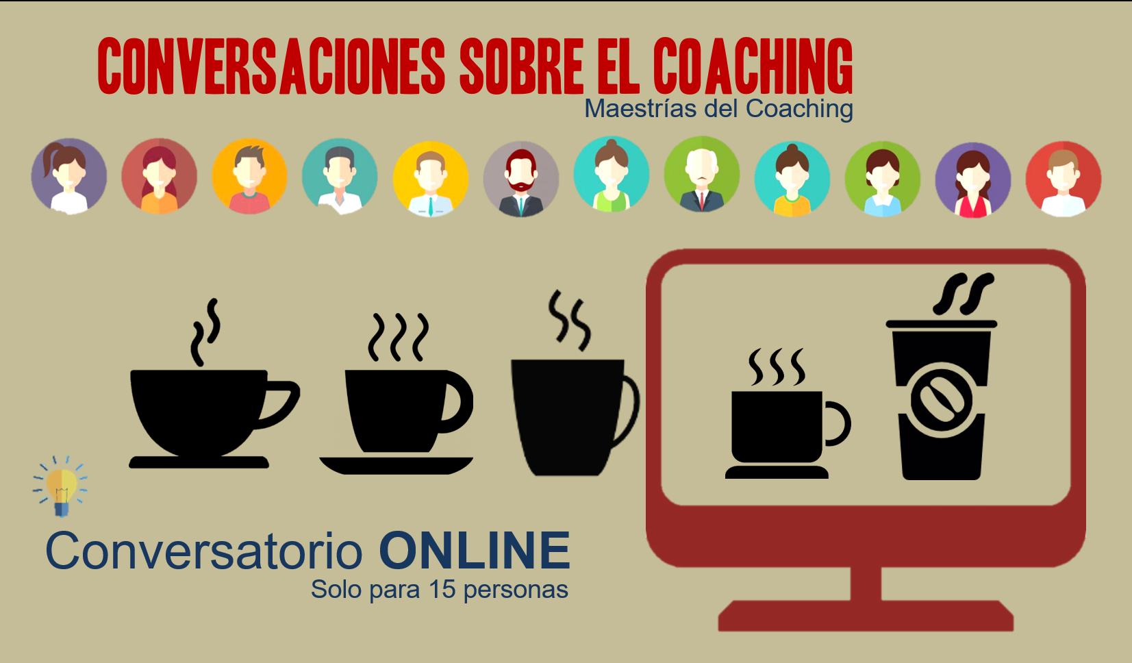 Conversaciones sobre el Coaching