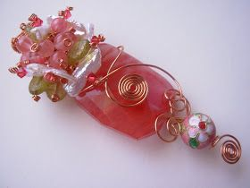 Dawn Blair's Jewelry and Eclectica Blog: Blushing Bride