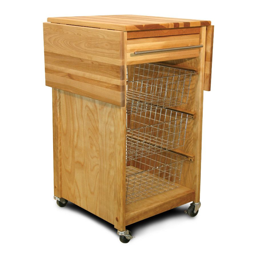 Contemporary Max Storage Cart