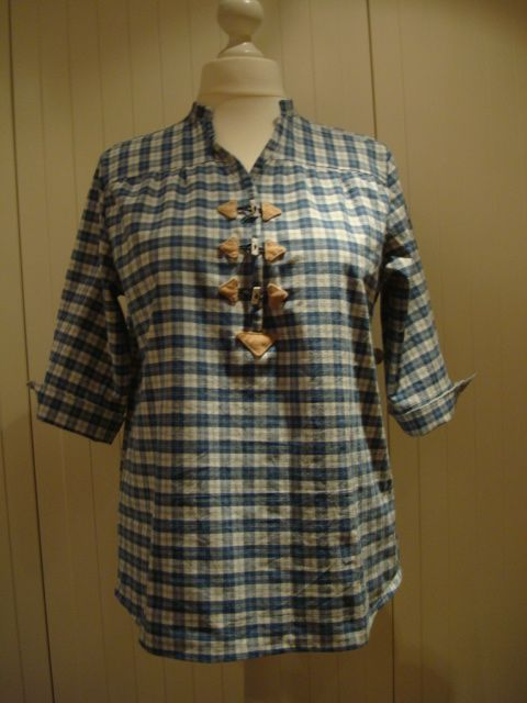 Meine erste Bluse