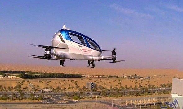 سيارات أجرة جوية ذاتية القيادة ت حل ق في سماء دبي قريب ا Passenger Jet Passenger Aircraft