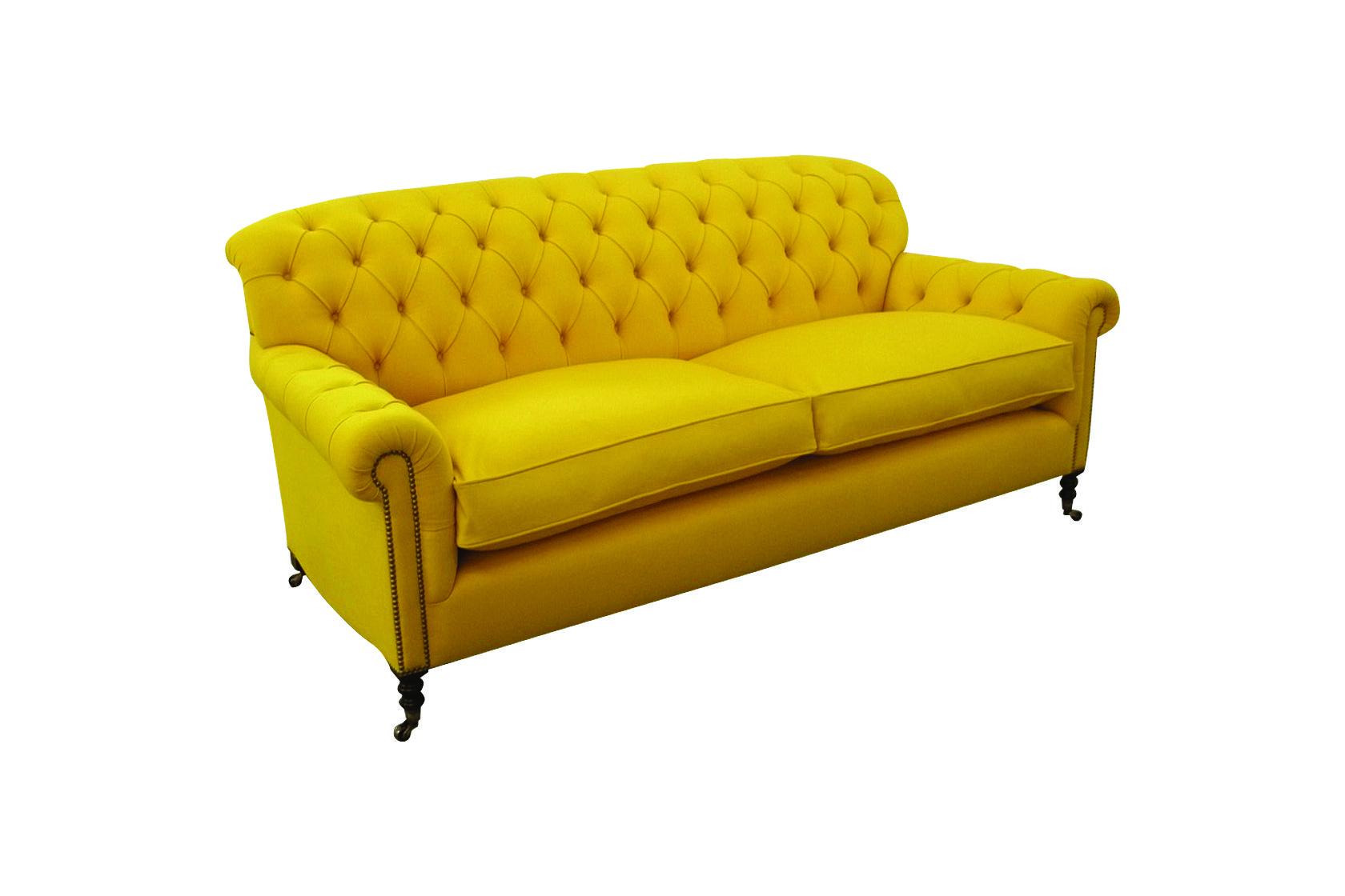 George Smith Bulgari Sofa Covered In Hainsworth Cloth Sofa Sofa Covers Home Deco