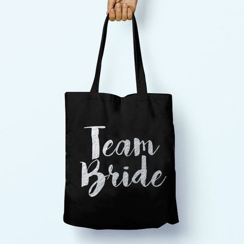 MAID OF HONOUR TOTE SHOPPER SHOPPING BAG WEDDING HEN PARTY PERSONALISED