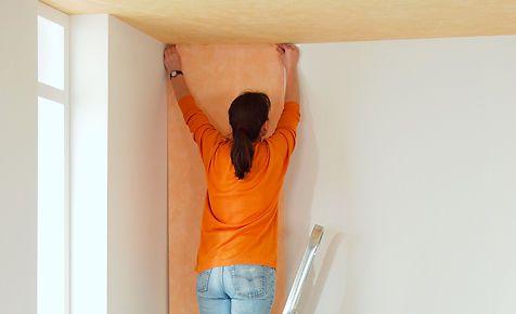 die besten 25 tapezieren selber machen ideen auf pinterest tapezieren k che tapezieren und. Black Bedroom Furniture Sets. Home Design Ideas