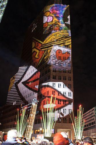 Potsdamer Platz @ FESTIVAL OF LIGHTS